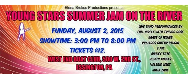 Young Stars Summer Jam on the River